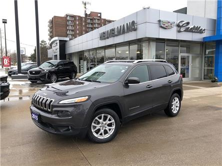 2015 Jeep Cherokee North (Stk: M088A) in Chatham - Image 1 of 20