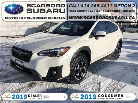 2018 Subaru Crosstrek Sport (Stk: J8248879) in Scarborough - Image 1 of 20