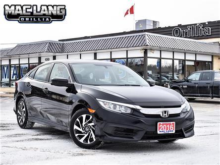 2016 Honda Civic EX (Stk: 13432A) in Orillia - Image 1 of 26