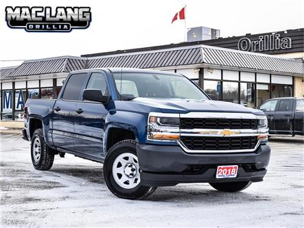 2018 Chevrolet Silverado 1500  (Stk: 13662A) in Orillia - Image 1 of 24