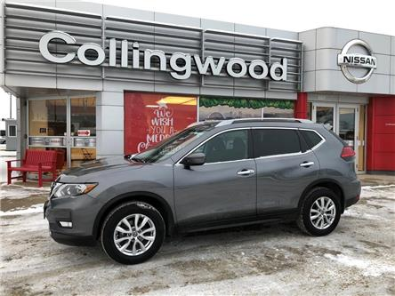 2017 Nissan Rogue SV (Stk: P4726A) in Collingwood - Image 1 of 20