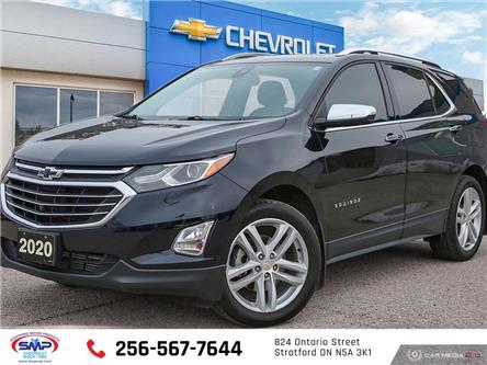 2020 Chevrolet Equinox Premier (Stk: TC2798XA) in Stratford - Image 1 of 27