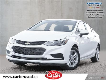 2018 Chevrolet Cruze LT Auto (Stk: 39671L) in Calgary - Image 1 of 29