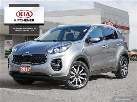 2017 Kia Sportage EX (Stk: D20613A) in Kitchener - Image 1 of 28