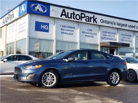 2019 Ford Fusion Hybrid SE (Stk: 19-25194) in Brampton - Image 1 of 18