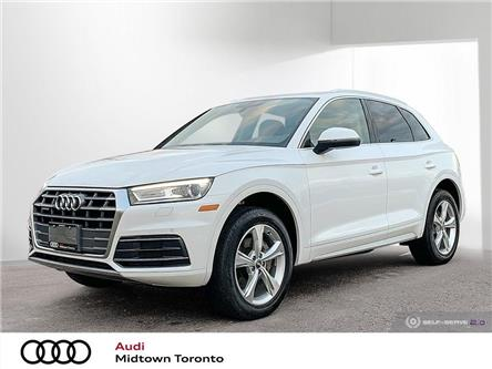 2018 Audi Q5 2.0T Progressiv (Stk: P8537) in Toronto - Image 1 of 25