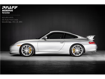 2004 Porsche 911 GT3 (Stk: MU2497) in Woodbridge - Image 1 of 20
