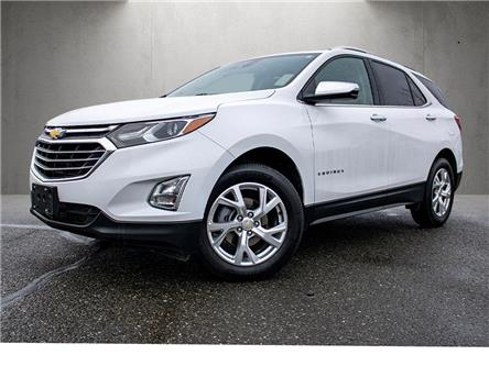 2020 Chevrolet Equinox Premier (Stk: M20-1603P) in Chilliwack - Image 1 of 16
