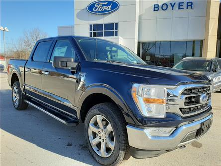 2021 Ford F-150 XLT (Stk: F3107) in Bobcaygeon - Image 1 of 27