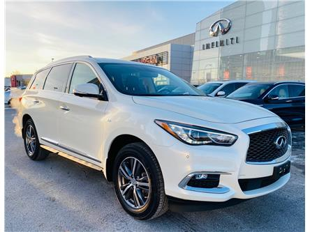 2017 Infiniti QX60 Base (Stk: H9413A) in Thornhill - Image 1 of 21