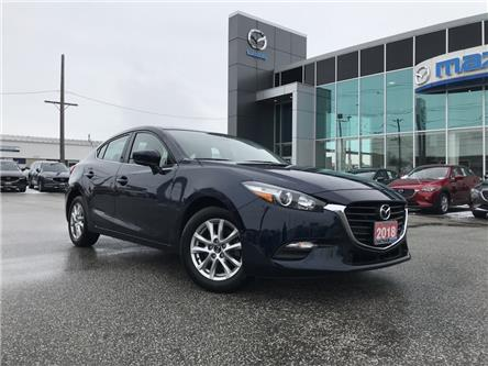 2018 Mazda Mazda3 GS (Stk: UM2529) in Chatham - Image 1 of 21