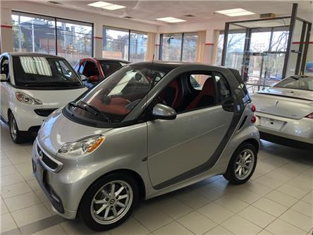 2014 Smart fortwo electric drive Passion (Stk: ) in Ottawa - Image 1 of 17