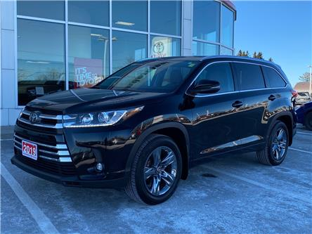 2019 Toyota Highlander Limited (Stk: W5225A) in Cobourg - Image 1 of 29