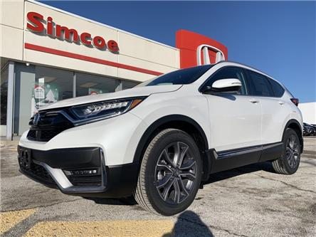 2021 Honda CR-V Touring (Stk: 21030) in Simcoe - Image 1 of 21