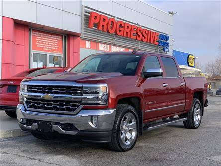 2018 Chevrolet Silverado 1500  (Stk: JG143976) in Sarnia - Image 1 of 21
