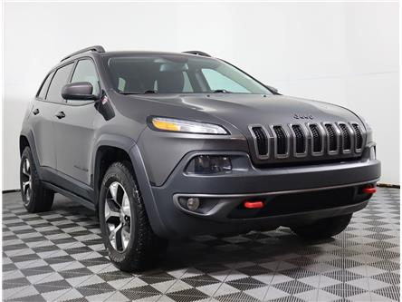 2016 Jeep Cherokee Trailhawk (Stk: 201641A) in Fredericton - Image 1 of 24