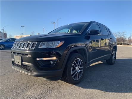 2018 Jeep Compass North (Stk: JN193509A) in Bowmanville - Image 1 of 28