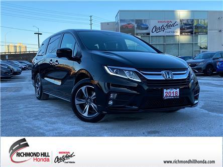 2018 Honda Odyssey EX (Stk: 202010P) in Richmond Hill - Image 1 of 25