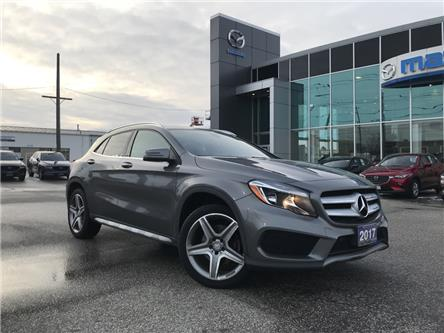 2017 Mercedes-Benz GLA 250  (Stk: UM2480A) in Chatham - Image 1 of 21