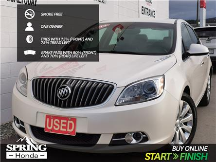 2012 Buick Verano Base (Stk: H00233A) in North Cranbrook - Image 1 of 17