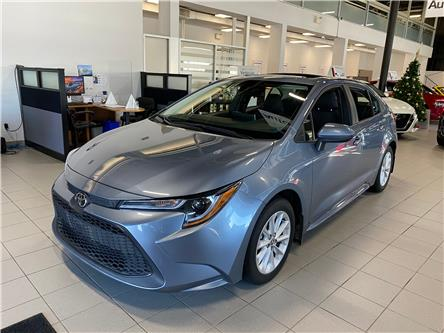 2020 Toyota Corolla LE (Stk: 20-10540RJB) in Barrie - Image 1 of 25