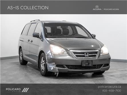 2007 Honda Odyssey EX-L (Stk: 504942T) in Brampton - Image 1 of 18