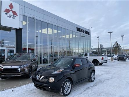 2015 Nissan Juke SL (Stk: 22654A) in Edmonton - Image 1 of 17