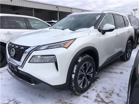 2021 Nissan Rogue SV (Stk: Y0016) in Cambridge - Image 1 of 6
