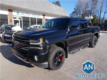 2017 Chevrolet Silverado 1500  (Stk: 21-221) in Bancroft - Image 1 of 12