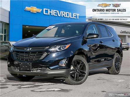 2021 Chevrolet Equinox LT (Stk: T1107472) in Oshawa - Image 1 of 18