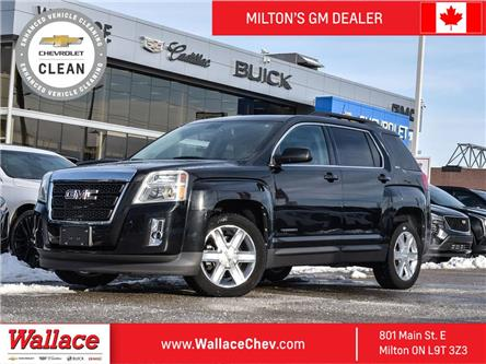 2010 GMC Terrain SLT-1 V6 SUNROOF, HEATED LEATHER SEATS, RMT START (Stk: MF025520) in Milton - Image 1 of 24