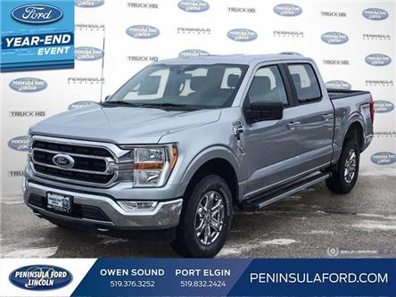 2021 Ford F-150 XLT (Stk: 21FE05) in Owen Sound - Image 1 of 24