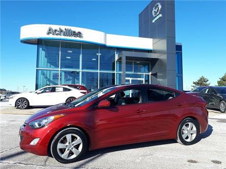2012 Hyundai Elantra GLS (Stk: B8212A) in Milton - Image 1 of 13