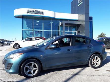 2010 Mazda Mazda3 GX (Stk: B8035A) in Milton - Image 1 of 13