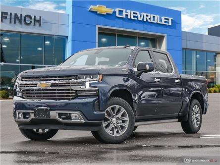 2021 Chevrolet Silverado 1500 High Country (Stk: 152834) in London - Image 1 of 28