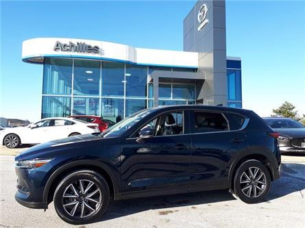 2018 Mazda CX-5 GT (Stk: H2303A) in Milton - Image 1 of 12
