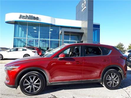 2018 Mazda CX-5 GT (Stk: P6007) in Milton - Image 1 of 13
