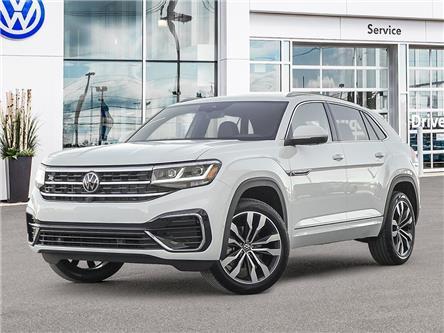 2021 Volkswagen Atlas Cross Sport 3.6 FSI Execline (Stk: AC21002) in Sault Ste. Marie - Image 1 of 10