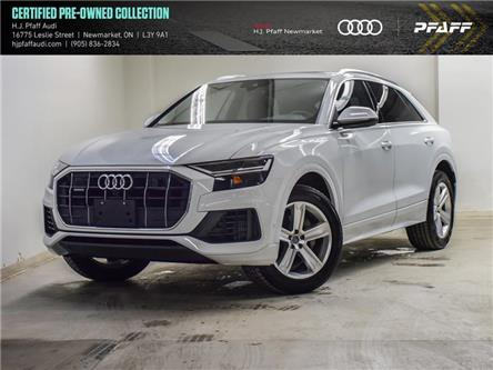 2019 Audi Q8 55 Progressiv (Stk: 53796) in Newmarket - Image 1 of 22