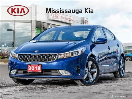 2018 Kia Forte LX+ (Stk: 1596P) in Mississauga - Image 1 of 26