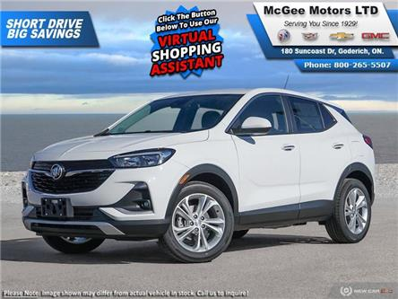 2021 Buick Encore GX Preferred (Stk: 046509) in Goderich - Image 1 of 23