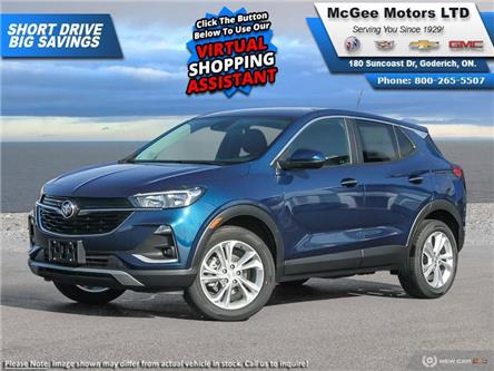 2021 Buick Encore GX Preferred (Stk: 062695) in Goderich - Image 1 of 23