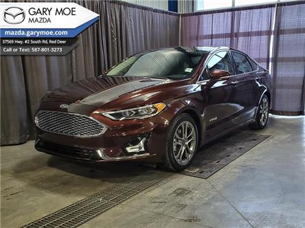 2019 Ford Fusion Hybrid Titanium (Stk: MP9912) in Red Deer - Image 1 of 20
