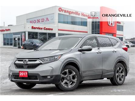 2017 Honda CR-V EX (Stk: C20037B) in Orangeville - Image 1 of 21