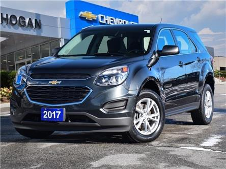 2017 Chevrolet Equinox LS (Stk: WN271812) in Scarborough - Image 1 of 26