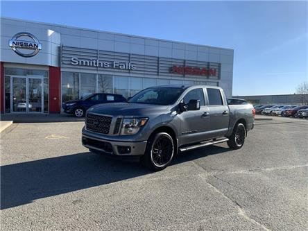 2018 Nissan Titan SV Midnight Edition (Stk: P2130) in Smiths Falls - Image 1 of 13