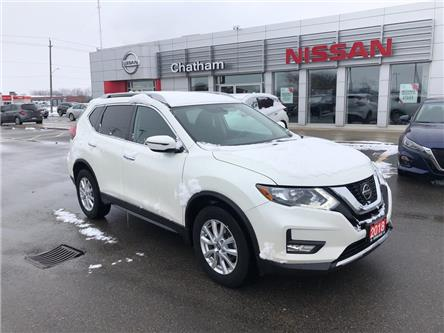 2018 Nissan Rogue SV (Stk: T2312A) in Chatham - Image 1 of 17