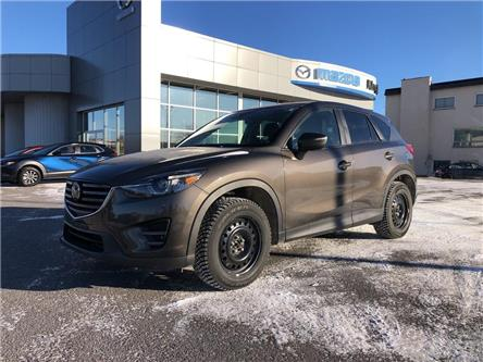 2016 Mazda CX-5 GT (Stk: 19T192A) in Kingston - Image 1 of 15