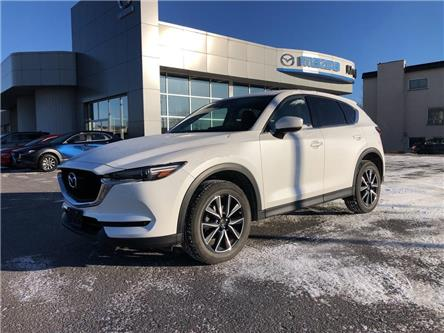 2017 Mazda CX-5 GT (Stk: 21T056A) in Kingston - Image 1 of 17