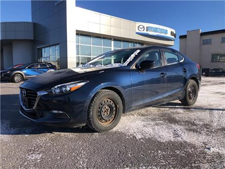 2018 Mazda Mazda3 GX (Stk: 20P067) in Kingston - Image 1 of 2
